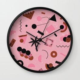 Late nights Wall Clock