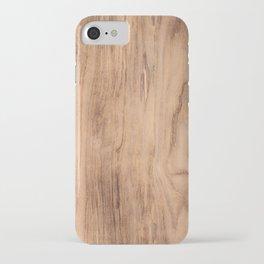Wood Grain #575 iPhone Case