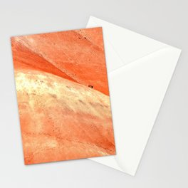 PAINTED HILLS - OREGON Stationery Cards