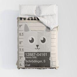Schrödingers Cat Comforters