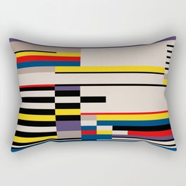 Asymmetry Rectangular Pillow
