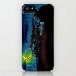 WereApe 025 iPhone Case