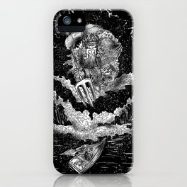 Odysseus iPhone Case
