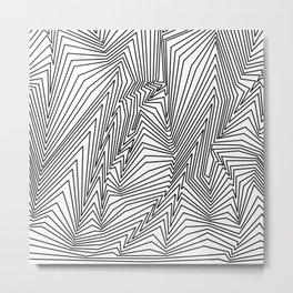 Squint & See Metal Print