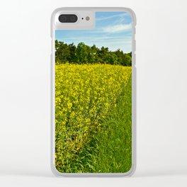 cultural landscape 9 Clear iPhone Case