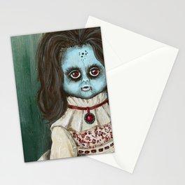 Creepy Christine Stationery Cards