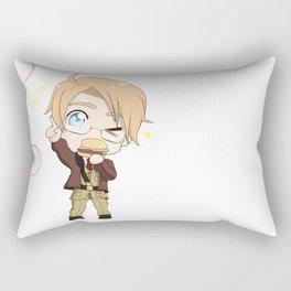 Chibi!America Rectangular Pillow