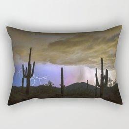 Wild Night Rectangular Pillow