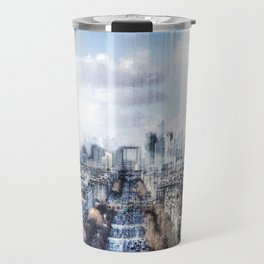 Paris - La Défense Travel Mug