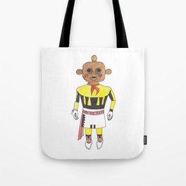 Kachina Doll Tote Bag