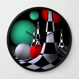 opart -63- Wall Clock