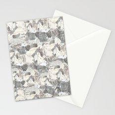 des Königs Blau Stationery Cards