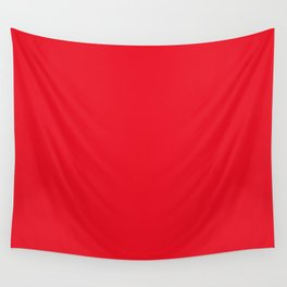 Red Hot Wall Tapestry