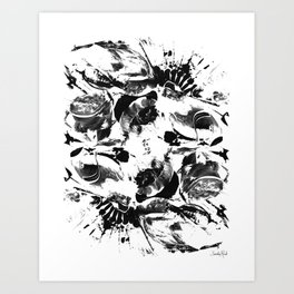 DAAFlor Art Print