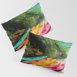 Kayak Pillow Sham