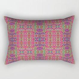 March Pattern Rectangular Pillow