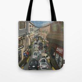 When in Libya Tote Bag