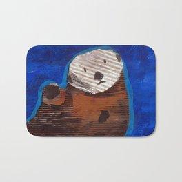 Otter Bath Mat