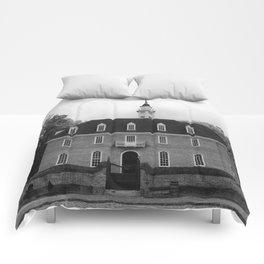 Colonial Williamsburg Capital Comforters