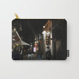 Samoyedo in Dali Carry-All Pouch