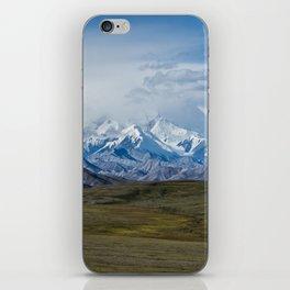 Mount McKinley Denali National Park Alaska iPhone Skin