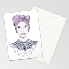 The Tribal Goddess Stationery Cards