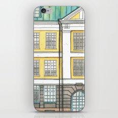 Home #1 iPhone & iPod Skin