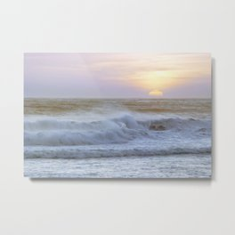 Pacific Ocean Seascape #71 by Murray Bolesta Metal Print