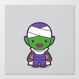 Piccolo Canvas Print