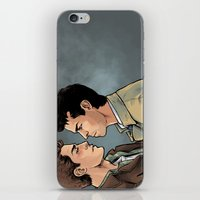 bond iPhone & iPod Skins featuring Profound Bond by Daunt