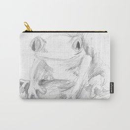 croak Carry-All Pouch