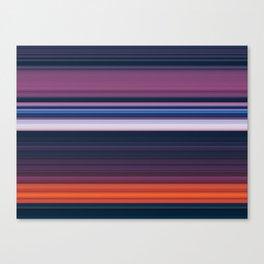 Dusk Machine Canvas Print
