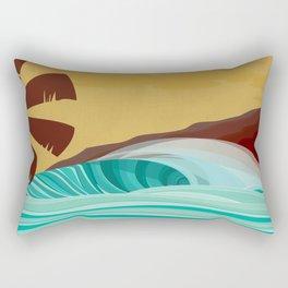 OLA SOLITARIO Rectangular Pillow
