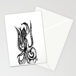 Octowoman Stationery Cards