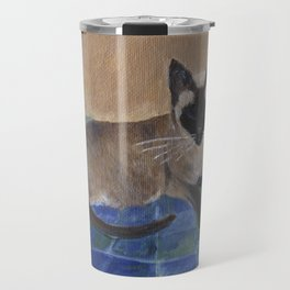 Siamese Napping Travel Mug