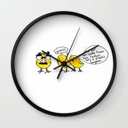 Grouchick Wall Clock
