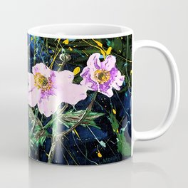 Flowers In My Father's Yard Remixed Coffee Mug