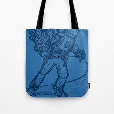 Mr. Freeze Tote Bag