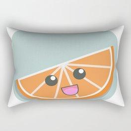 Happy froot Rectangular Pillow