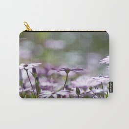 Daisy Bokeh Carry-All Pouch