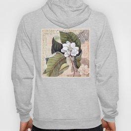 Vintage White Magnolia Hoody