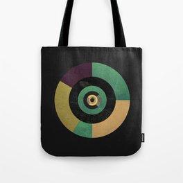 Circle Fibonacci.1 Tote Bag