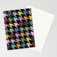 Black Dog T Stationery Cards