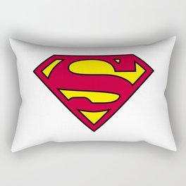 Superman Logo PNG II Rectangular Pillow