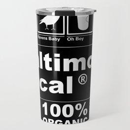 Baltimore Local Travel Mug