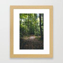 Killington, VT Framed Art Print