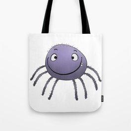 Spider Smile Tote Bag