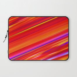 Perfect  Strips by Gabriele Müller  Laptop Sleeve