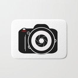 Camera for Photographer Bath Mat