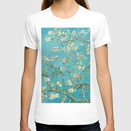 Van Gogh Almond Blossoms Painting T-shirt